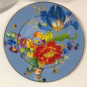 MacKenzie-Childs 16 inch Flower 🌸 Market Platter